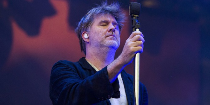 "James Murphy: ""I Can't Produce. I Think I'm Done Producing"""