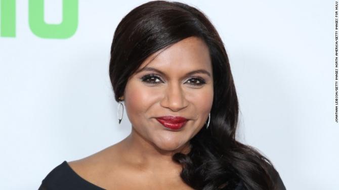 Mindy Kaling confirms pregnancy
