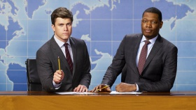 TV Ratings: 'SNL: Weekend Update' Scores in First Outing
