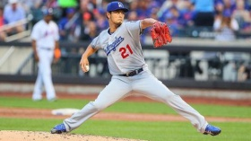 Yu Darvish's dominant debut showcases Dodgers' playoff reality: 'Pick your poison'