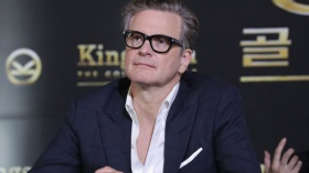 Actor Colin Firth gets dual British-Italian citizenship
