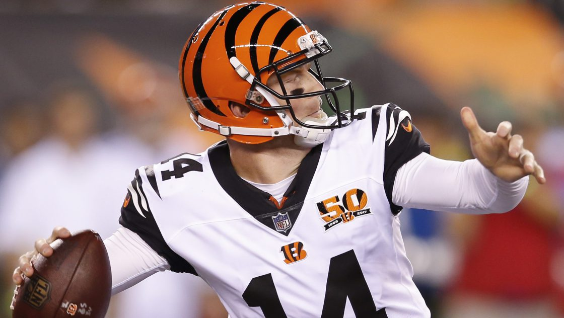 Bengals can easily escape Andy Dalton's contract after the season
