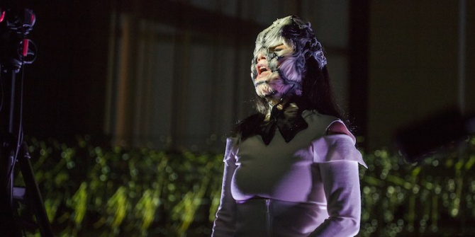 "Björk Announces New Single ""The Gate"""