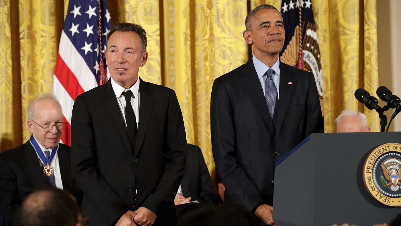 Bruce Springsteen: Intimate White House Gig Inspired New Broadway Run