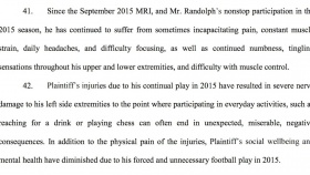 Ex-Notre Dame Football Player Says School Hid MRI Results From Him, Which Led To A Chronic Spinal Injury