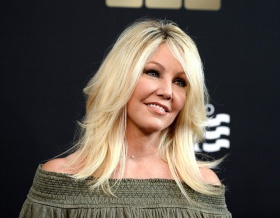 Heather Locklear reportedly hospitalized after driving Porsche into ditch