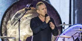 "Morrissey Shares New Song ""Spent the Day in Bed"": Listen"