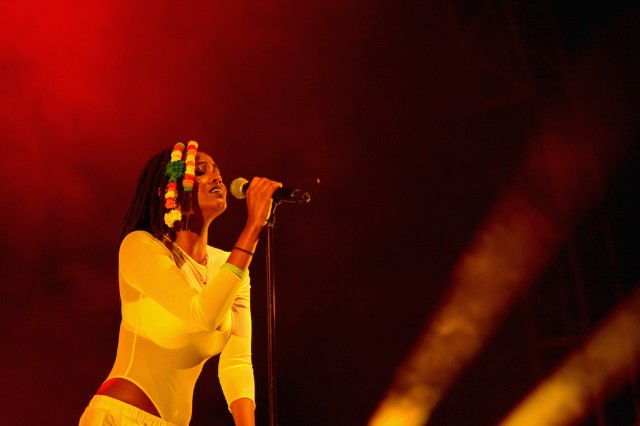"On ""Frontline,"" Kelela Fills Her Largest Canvas Yet"