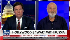 Rob Reiner Spars With Tucker Carlson Over Russia, Hollywood's Relationship With China