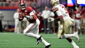SEC Football Report: Alabama Dominates Opener