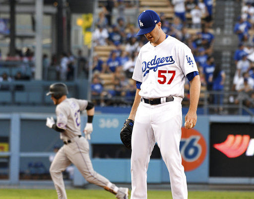 Tipsheet: Slumping Dodgers, Cubs add intrigue to NL race