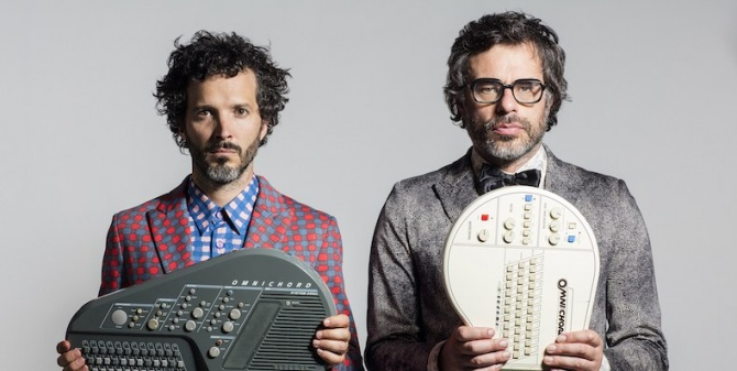 Flight of the Conchords Announce UK Tour