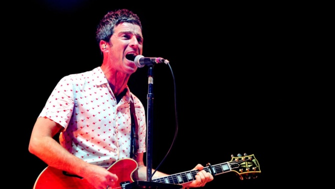 Hear Noel Gallagher's Joyous New Rocker 'Holy Mountain'