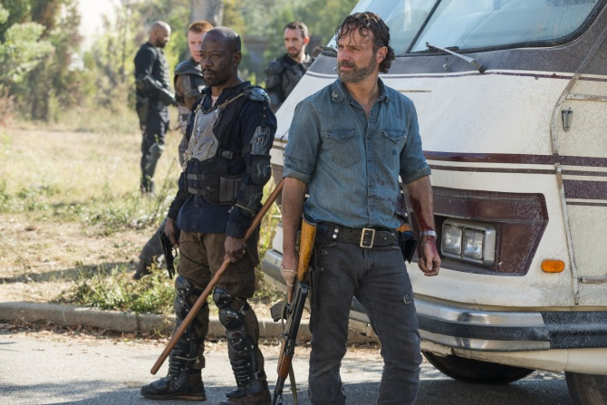 "In ""Are You Freakin' Kidding Me"" News, We Now Know Rick Won't Make It Out of The Walking Dead Alive"