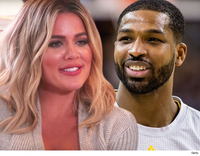 Khloe Kardashian Tristan's Buying a Home in L.A. … Now That I'm Pregnant