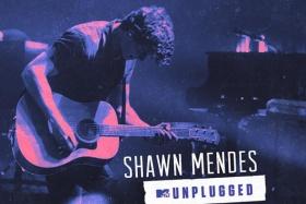 Shawn Mendes Announces 'MTV Unplugged' Album