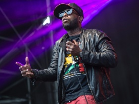 "Talib Kweli's ""Radio Silence"" LP Features Jay Electronica, Rick Ross & Anderson .Paak"