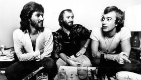 Barry Gibb Developing Bee Gees Musical