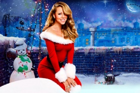 "Mariah Carey Contributes Holiday Original ""Lil Snowman"" To 'AIWFCIY' Soundtrack"