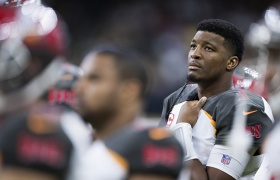 NFL investigating Jameis Winston for allegedly groping Uber driver