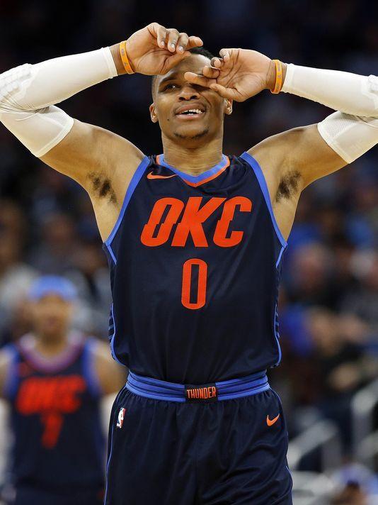 Oklahoma City Thunder's struggles continue in loss to reeling Orlando Magic