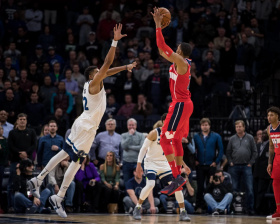 Otto Porter Jr. comes through late to lift Wizards past Timberwolves