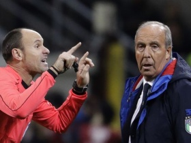 Ventura doesn't resign after Italy fails to make World Cup
