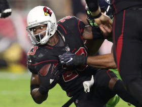 Cardinals' Adrian Peterson to miss rest of season due to neck injury