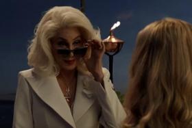 Cher Makes A Glamorous Cameo In The 'Mamma Mia 2' Trailer