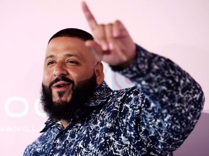"DJ Khaled Talks FOX's ""The Four"" & Aspirations Of Executive Producing JAY-Z Album"