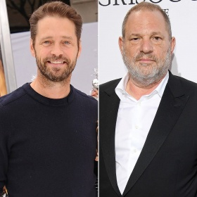 Jason Priestley Reveals He Punched Harvey Weinstein in the Face at a 1995 Miramax Party