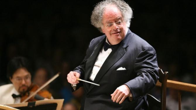 Metropolitan Opera suspends famed conductor James Levine over sex abuse allegations