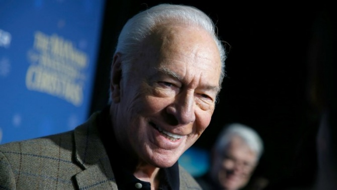 'Awards Chatter' Podcast — Christopher Plummer ('All the Money in the World')