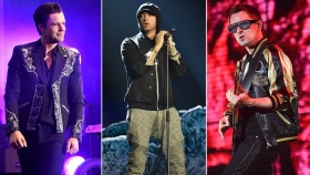 Bonnaroo: Eminem, the Killers, Muse Headline 2018 Festival