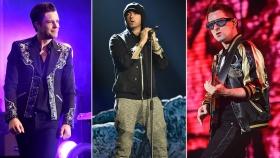 Bonnaroo: Eminem, the Killers, Muse Headline 2018 Festival