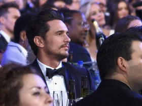 James Franco attends SAG Awards amid sexual misconduct controversy — and leaves empty-handed