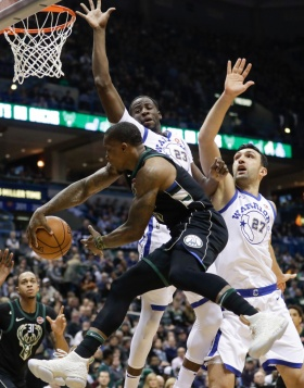 Kurtenbach: What we learned in the Warriors win over the Bucks