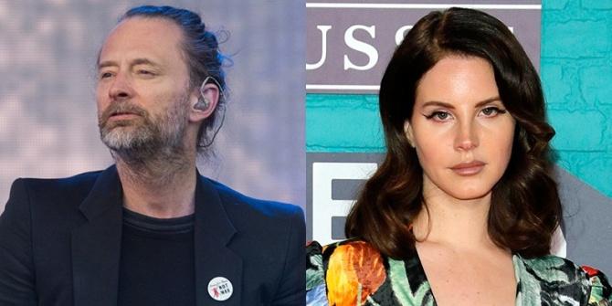 """Radiohead Sue Lana Del Rey for Allegedly Copying """"Creep"""""""