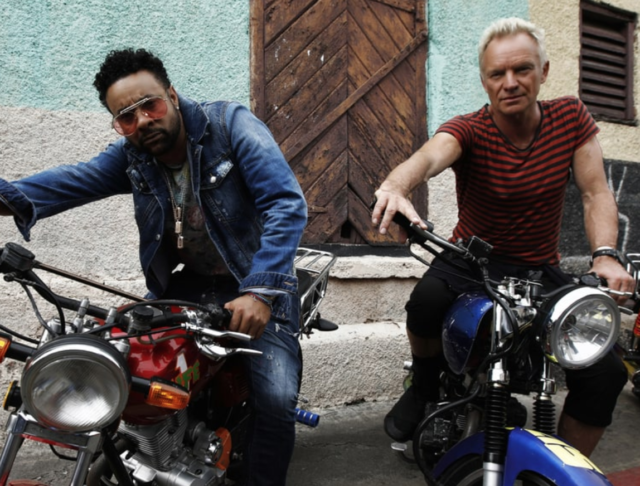 "Shaggy and Sting Unite for Collaborative Album, Release ""Don't Make Me Wait"""