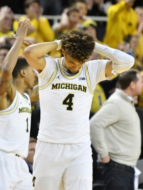 'That one hurts': Purdue gets late breaks to edge Michigan