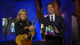 Ty Segall Is Jordan Klepper's First Musical Guest (and Lackey): Watch