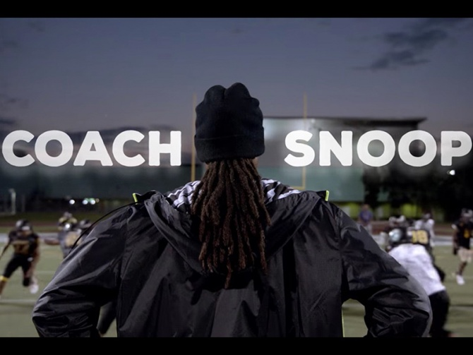 "WATCH: Netflix Releases Powerful Trailer For Snoop Dogg's ""Coach Snoop"""