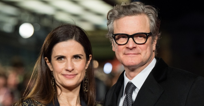 Colin Firth's Wife Reveals She Had An Affair With Couple's Alleged Stalker