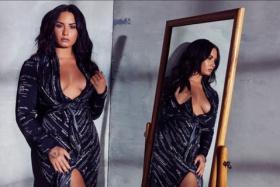 "Demi Lovato And DJ Khaled Tease Their ""I Believe"" Video"