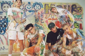 "PRETTYMUCH Makes A Splash With Their Creative ""10,000 Hours"" Video"
