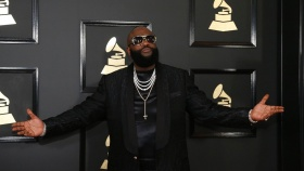Rapper Rick Ross reportedly hospitalized in Florida