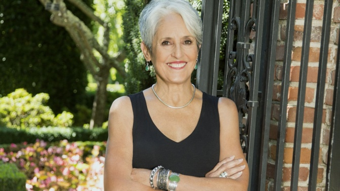 Review: Joan Baez, 77, Still America's Folk Music Queen on 'Whistle Down the Wind'